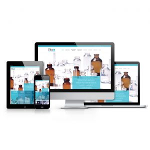 Grupo Cifa Pure Engineering nueva web responsive