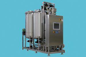 Neopure diseña y fabrica sistemas CIP/SIP para la limpieza y/o esterilización in situ de instalaciones y equipos productivos de industria farmacéutica y biotecnológica.