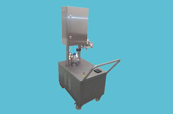 Netsteril muestreador de vapor puro