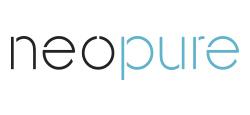 Logo Neopure fabricación de maquinaria para la producción de la industria farmacéutica, alimentaria y biotecnológica
