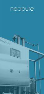 Neopure módulo home fabricación de equipos a medida para la industria farmacéutica