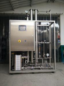 Neopure plantas de generación y distribución PW y HPW