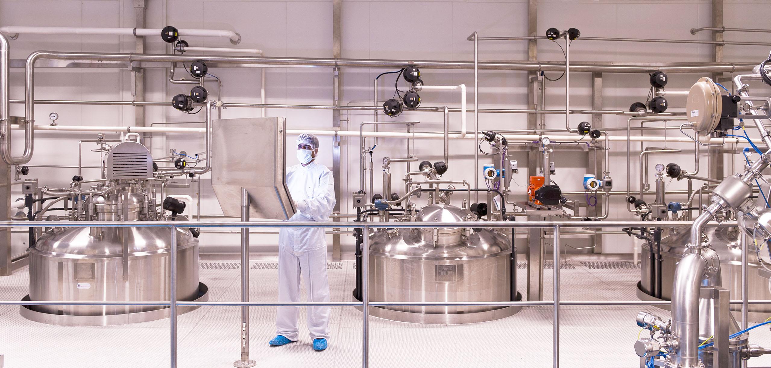 Cifa Pharma Solutions INSTALACIONES PARA LA PRODUCCIÓN DE LA INDUSTRIA FARMACÉUTICA