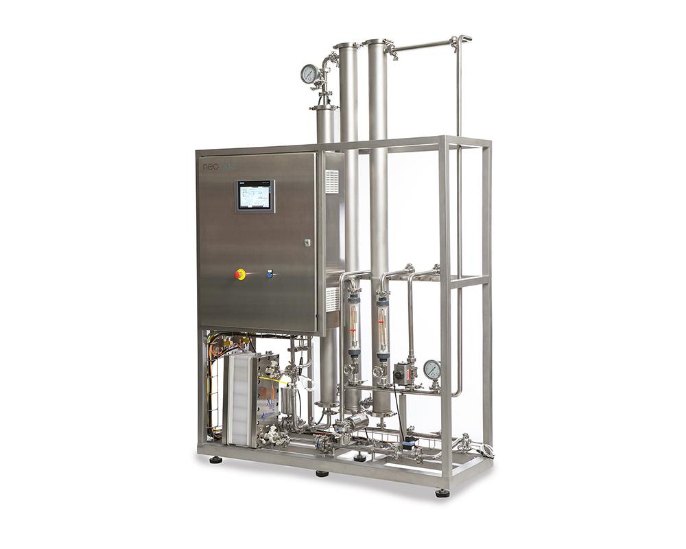 Grupo Cifa, Neopure planta de generación y distribucón pw hpw