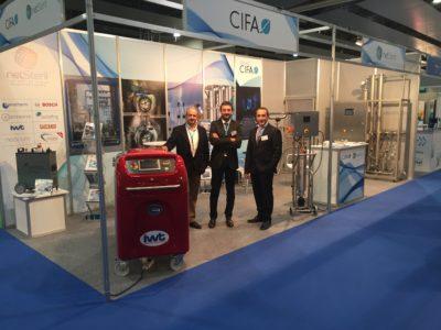 Stand Cifa en Farmaforum 2018