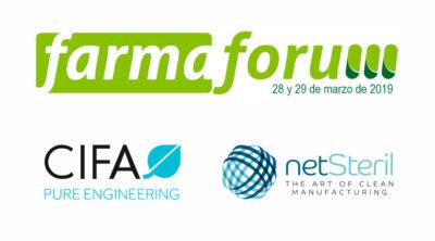 Lofogos Farmaforum, Netsteril y Cifa