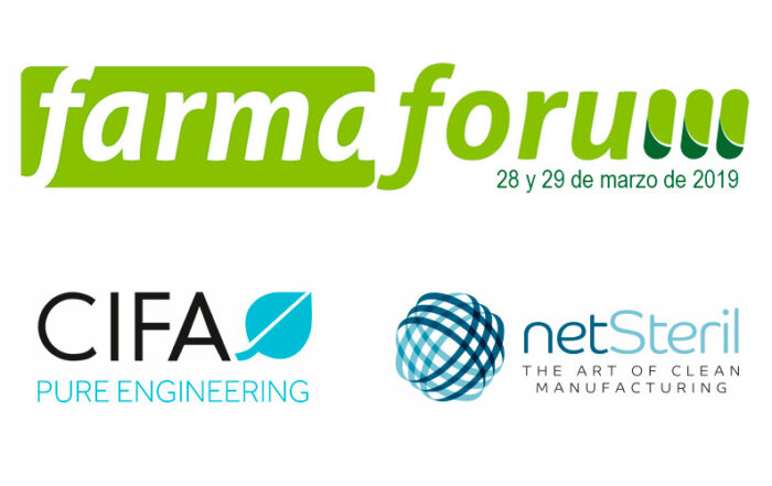 Lofogos Farmaforum, Netsteril y Cifa