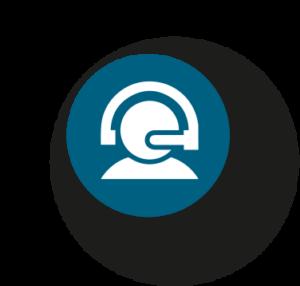 Icono que representa el compromiso como una de las claves del servicio de CIFA