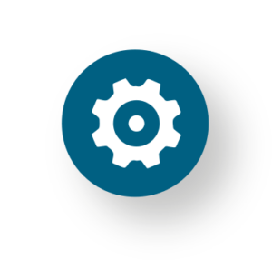 Icono que representa el conocimiento técnico como una de las claves del servicio de CIFA