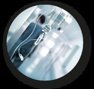 Imagen que representa la industria médico-sanitaria como uno de los sectores de actividad de CIFA