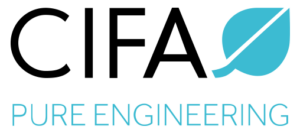 Logo de CIFA Pure Engineering