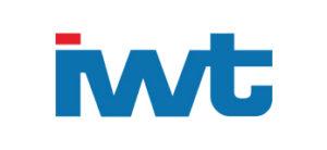 Logo de la marca IWT de sistemas CIP y lavadoras GMP representada por Netsteril