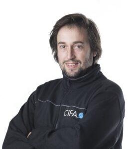 Cristian Hernández, Responsable de Servicio Técnico