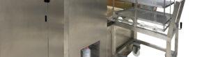 Cámara de biodescontaminación por VH2O2 pass box de Neopure