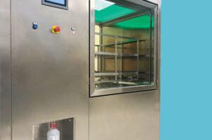 SAS de biodescontaminación - PB VH2O2 de Neopure
